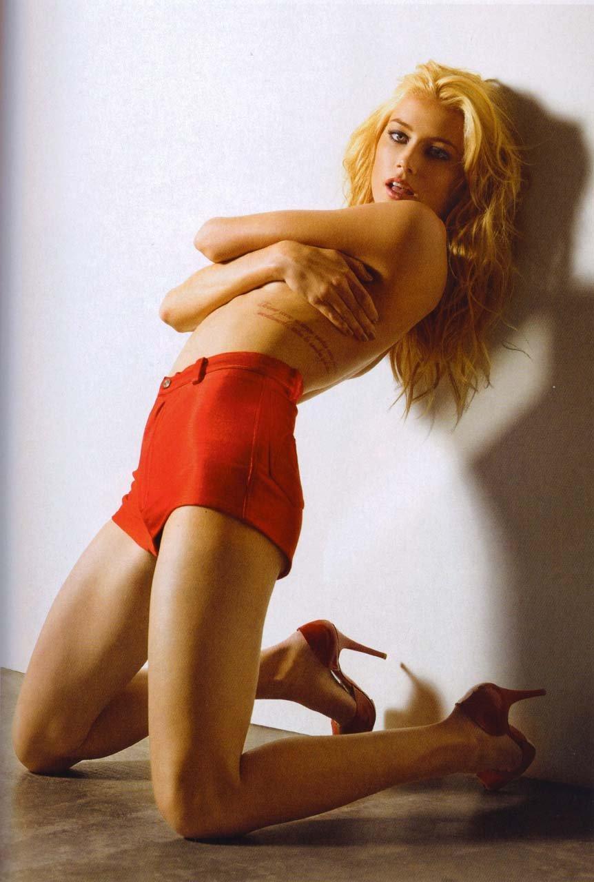 Amber Heard Topless Pics nsfw!] amber heard's fappening pics *new pics*