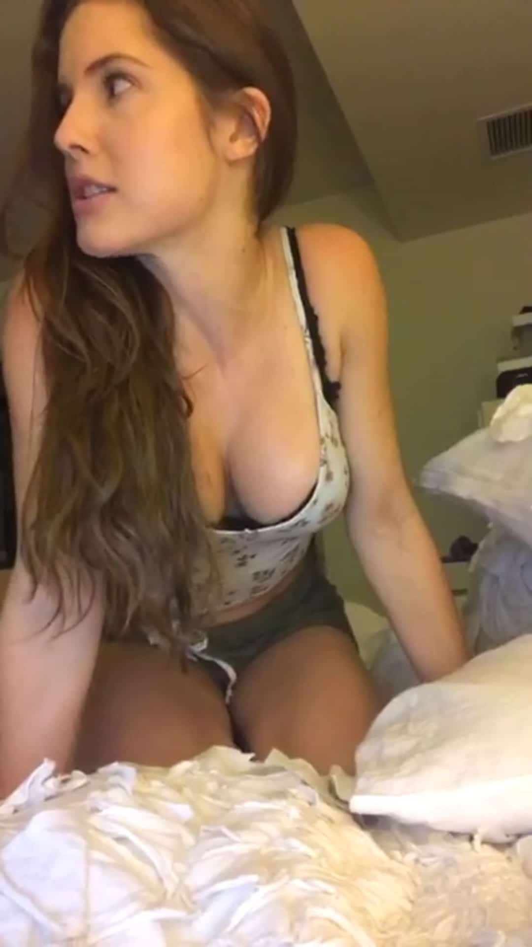 Amanda Naked amanda cerny is not shy - check out her [new] nude photos
