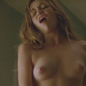 Lili Simmons naked in film tits exposed