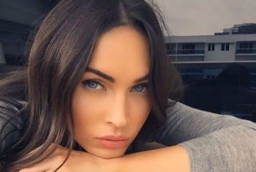 Megan Fox Instagram selfie