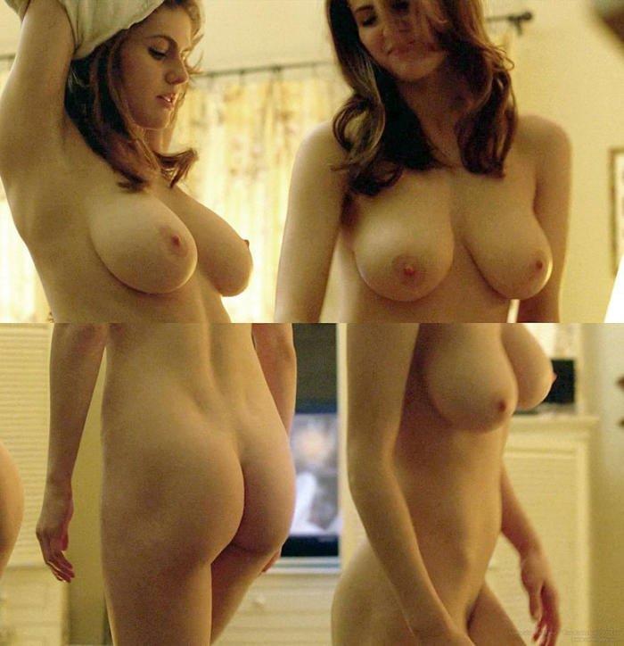Alexandra Daddario boobs