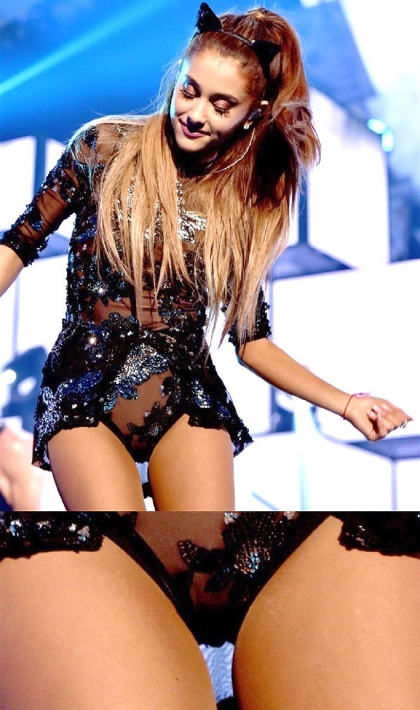 Ariana Grande Nude hot leak! ariana grande nude pics revealed [full set]