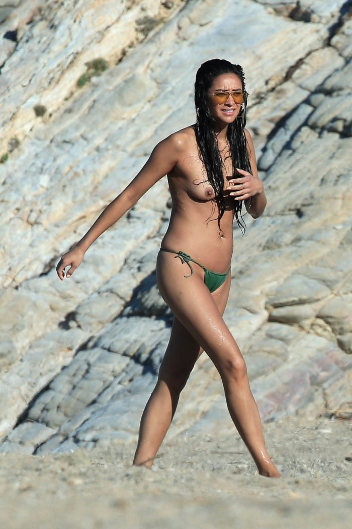 Shay Mitchell in Mykonos Greece on vacation with friends (20)