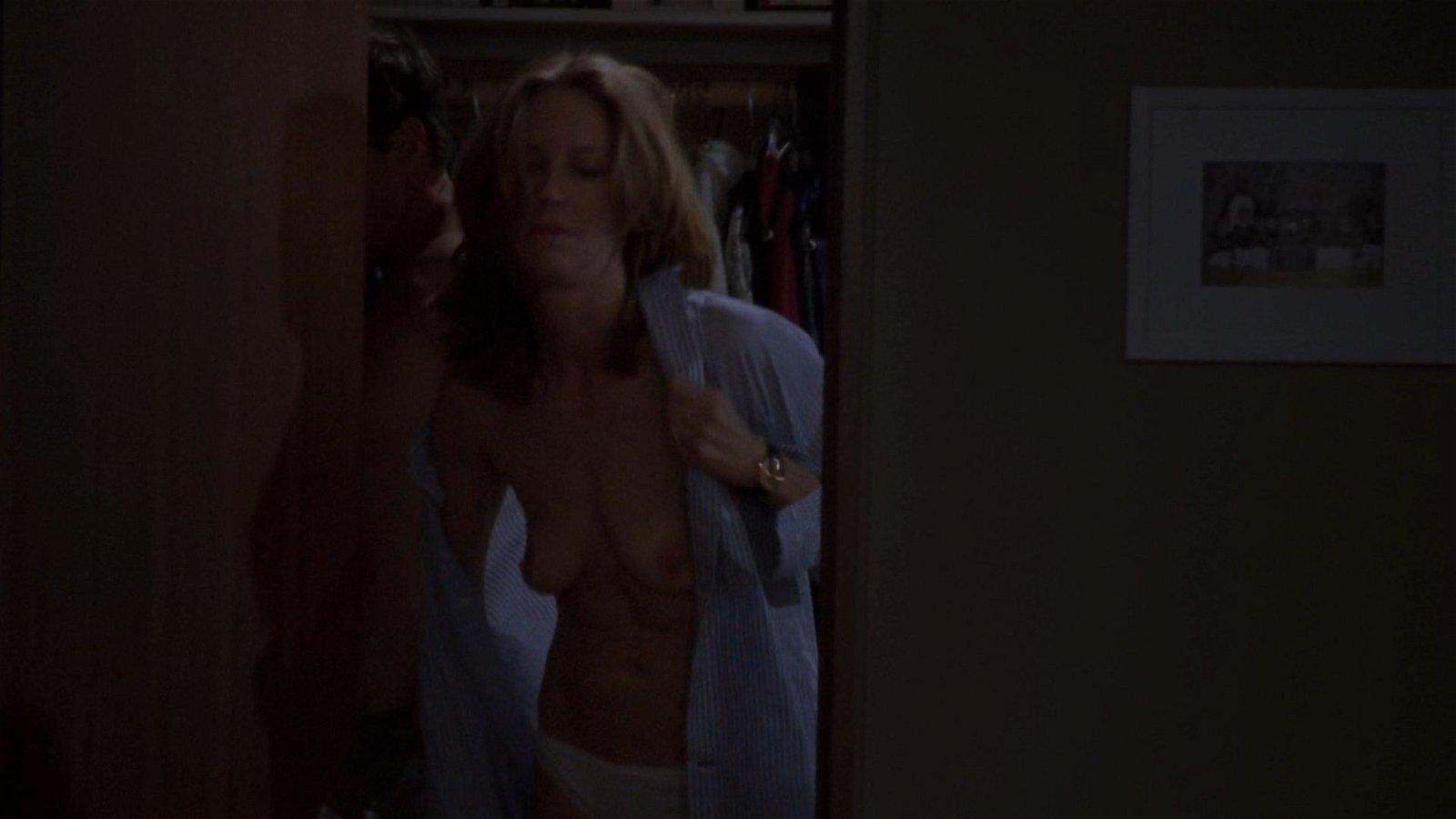 Ally Walker leaked naked