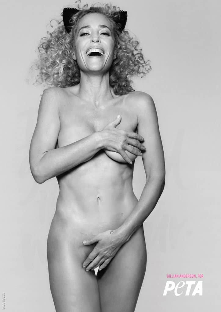 Gillian Anderson sex pic