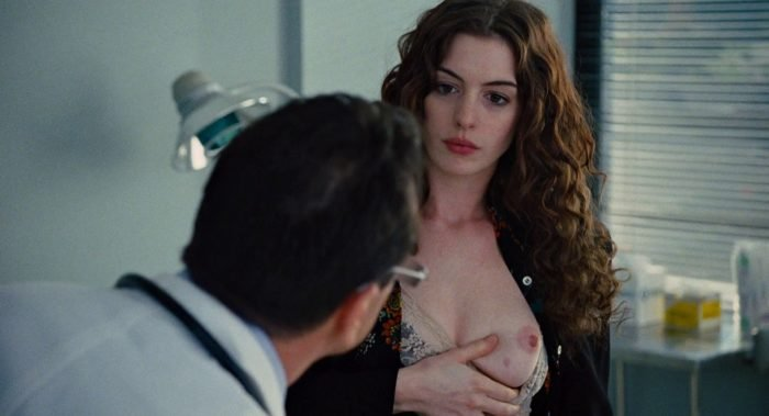 Anne Hathaway sexy nude pic
