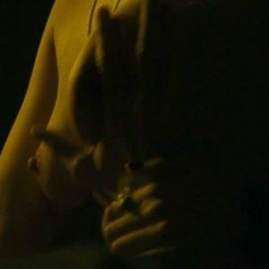 Gemma Arterton nipple